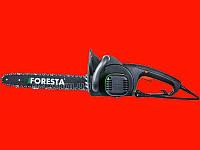 Электрическая цепная пила Foresta 2,3 кВт шина 40 см
