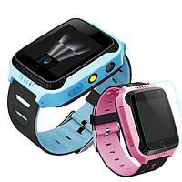 Bakeey Y21 Screen Touch Children Kid GPS SOS Call Location Устройство Tracker Smart Watch