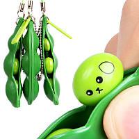 Экструзионная бобовая игрушка Mini Squishy Soft Подвески для игрушек Анти Ударные гаджеты для стресс-галстуков Телефонный ремешок