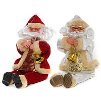 РождественскаявечеринкаДомашнееукрашение27CFlannel Сидящие украшения для Санта-Клауса Игрушки для детей Подарок