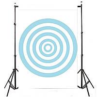 3x5FT Синий фон для фотосъемки