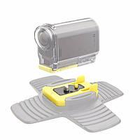 2Pcs Клейкие крепления Коннектор Пряжка для Sony Action Cam VCT-AM1 камера