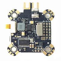 30.5x30.5mm Omnibus F4 Pro Corner Контроллер полета AIO OSD PDB BEC Текущий Датчик и фильтр LC