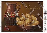 """Схема для частичной вышивки бисером - """"Вареники - Божі хваленики"""" (укр.яз.)"""