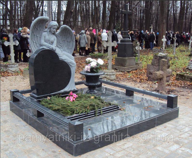 Памятник Ангел № 7
