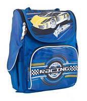 Рюкзак шкільний каркасний для хлопчика 1 ВЕРЕСНЯ 11 High Speed 553300 34 * 26 * 14