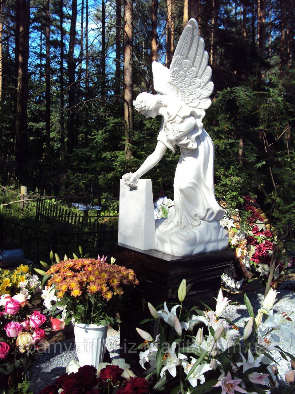 Памятник Ангел № 8