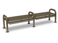 Скамейка садовая 160 см, под заказ 5 дней (700054)