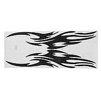Мотоцикл Авто Flide Fire Hood Decal Vinyl Graphic Fashion Sticker Universal