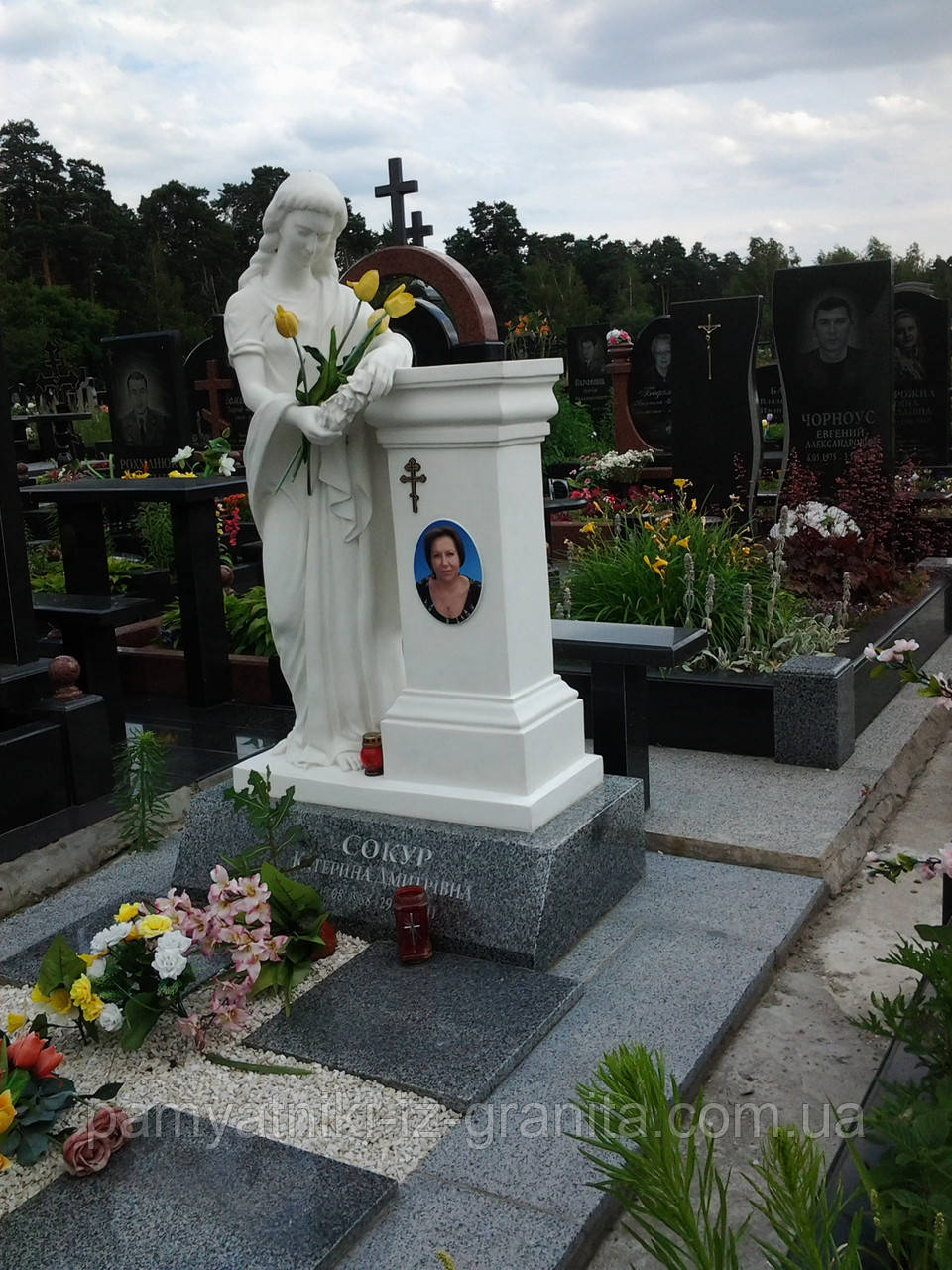 Памятник Ангел № 14