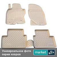 Модельные коврики в салон BMW 3-series (E90) 2005-2012 Компл.: Полный комплект