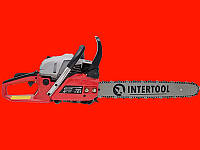 Бензопила Intertool DT-2208 шина 45 см