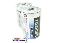 Батарейка Toshiba C LR14GCNN SP-2 Bulk  1.5V Alkaline (LR14GCNN)
