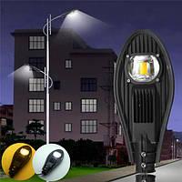 30W LED Теплая белая/белая дорожная уличная подсветка На открытом воздухе Walkway Сад Yard Лампа DC12V/AC85-265V