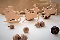 Композиция из дерева, фото 1