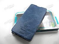 Чехол книжка MOFI Vintage Xiaomi Mi MIX 2 (синий)