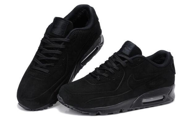 146717e9 Зимние кроссовки Nike Air Max 90 VT Tweed Winter Black купить в ...