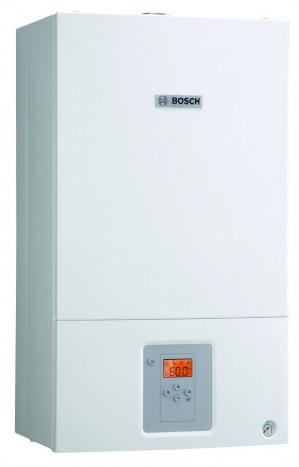 Настенные газовые котлы Bosch GAZ-6000 WBN 6000-18C  RN turbo 2к (без трубы)