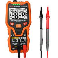 PEAKMETER PM8248S Автоматический диапазон Цифровой NCV Мультиметр Вольтметр Амперметр Частота Сопротивление Емкость Тестер температуры