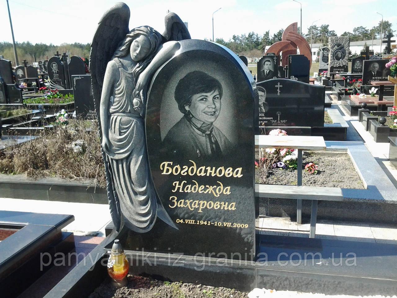 Памятник Ангел № 21
