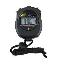 Портативныепортативныеодиночныеряды2памяти LCD Цифровой секундомер