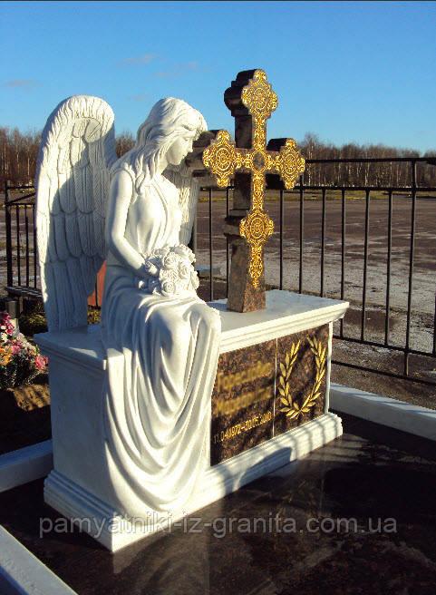 Памятник Ангел № 26