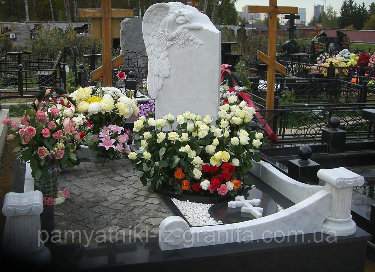 Памятник Ангел № 27