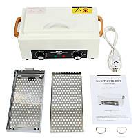 KH-228B 300 Вт Стерилизатор для сухой термостатики Автоклавная лупа Тату Машина для дезинфекции салона US Plug
