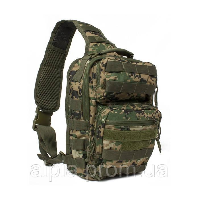 Тактический рюкзак Red Rock Rover Sling (Woodland Digital)