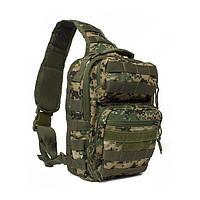 Тактический рюкзак Red Rock Rover Sling (Woodland Digital), фото 1