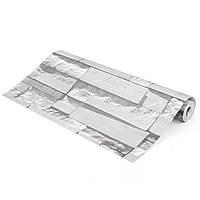 0.53x10m Кирпич Шаблон 3D Обои наклейка Текстурированные Нетканые телевизионные украшения фона