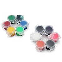 12 Цвет УФ-смола Цветная паста Ультрафиолетовая отверждаемая смола Солнечная Лечебная смола Солнечный свет Активировать