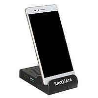 Type-C HD Станция зарядного устройства для настольных компьютеров для мультимедийных интерфейсов для Samsung S8 Plus