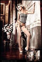 Корсет Charcoal Grey Lace Garter Corsage, M/L
