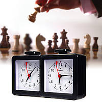QuarzAnalogChessЧасыCountUp Down Timer Секундомер для игрового соревнования