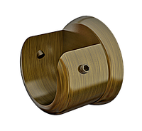 Кронштейн торцевой для трубы Ø19мм