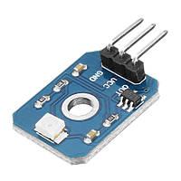 5pcs DC 3.3-5V 0.1mA УФ-детектирование Датчик Модуль ультрафиолетового излучения Датчик Модуль для Arduino Обнаруживает УФ-длину волны 200-370 нм