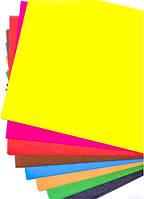 Бумага цветная Тетрада 491593 А4 14 листов офсетная двухсторонняя