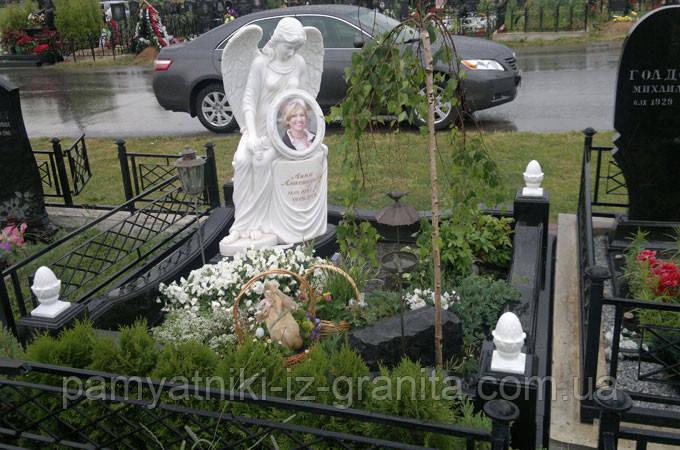 Пам'ятник Ангел № 32