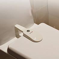 Honana BL-979 Ванная комната Туалет Замок Безопасность для младенцев Детская кроватка Замок Кабинет Замокs & Ремни Туалет Ребенок Замок Защита
