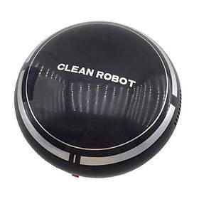 Мини Смарт Робот Пылесос Мощный всасывающий умный очиститель для края стены-1TopShop