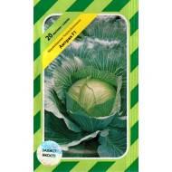 Семена Капуста белокочанная поздняя Амтрак F1,   20 семян Bejo Zaden