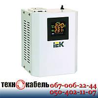 Стабилизатор напряжения Boiler 0,5 кВА релейный настенный IEK