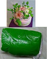 Мастика зеленая цветочная МариАнна 100г