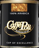 Кофе молотый Poli 100% Arabica 250грамм