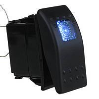 12V 20 Amp Daystar Bar Rocker Switch 3 Pin ARB Красный / Желтый / Белый / Зеленый / Синий Свет