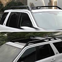 Автомобильные рейлинги к Land Rover Freelander II (пара)