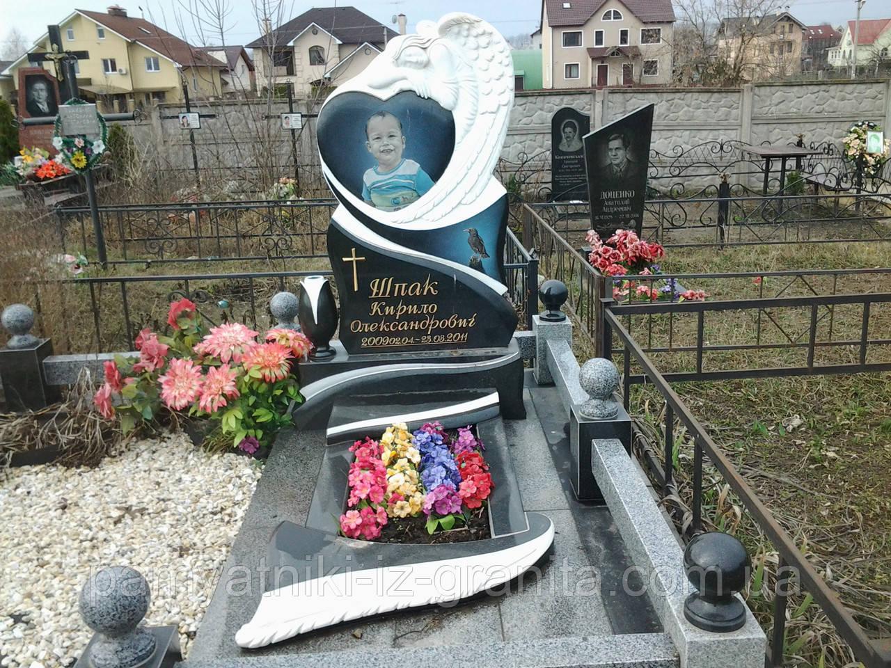 Памятник Ангел № 42
