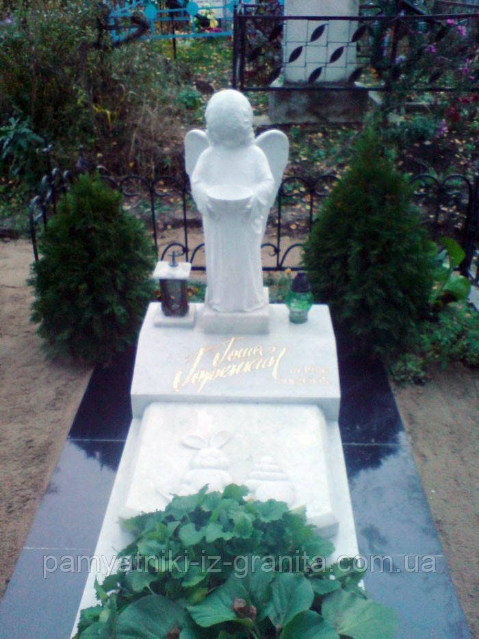 Памятник Ангел № 48
