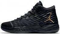 Баскетбольные кроссовки Nike Jordan Melo 13 Black/Gold